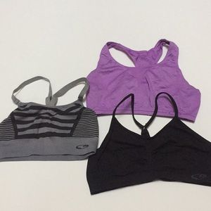 Bundle of under armour sports bras